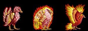 Ранние версии Феникса в Героях Меча и Магии 2